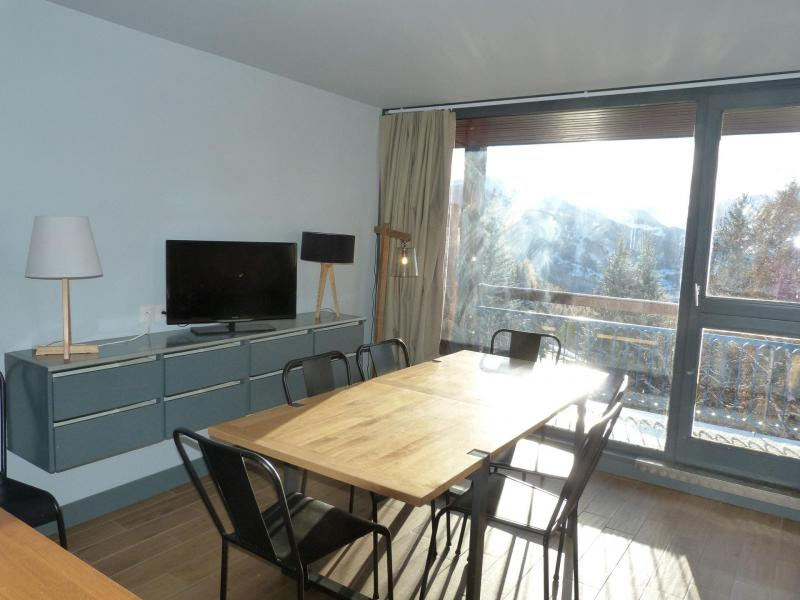 Location au ski Appartement 4 pièces 8 personnes (205) - La Residence Les Arandelieres - Les Arcs - Séjour