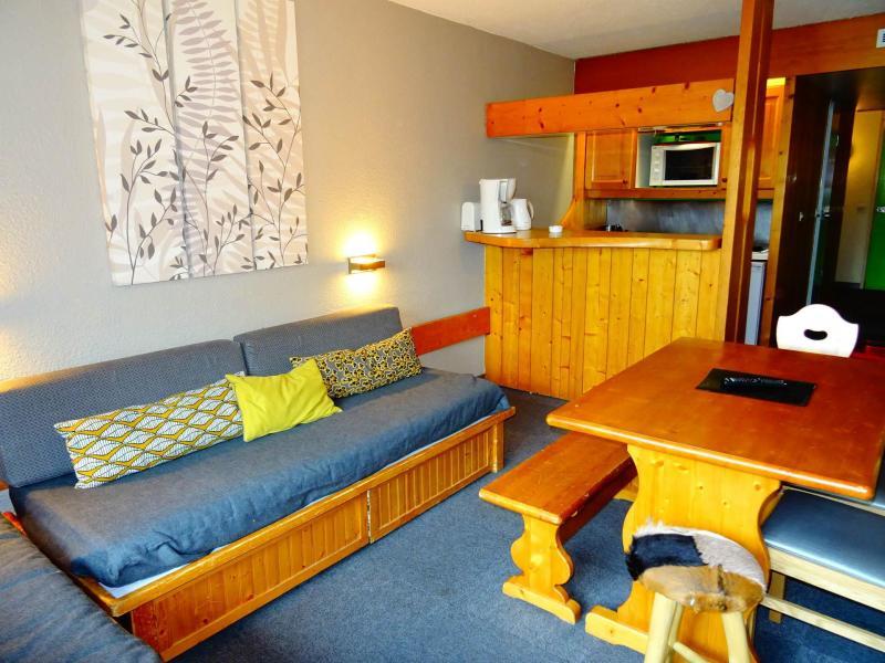 Location au ski Studio coin montagne 5 personnes (073) - La Residence Les Lauzieres - Les Arcs
