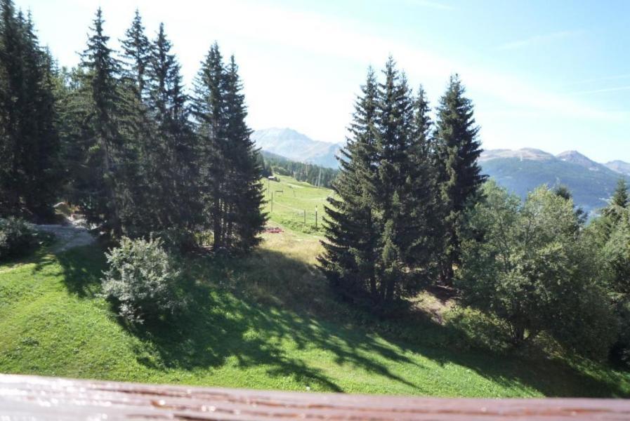 Location au ski Studio coin montagne 5 personnes (604) - La Residence Les Lauzieres - Les Arcs