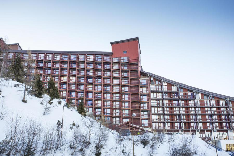 Vakantie in de bergen La Résidence Varet - Les Arcs - Buiten winter