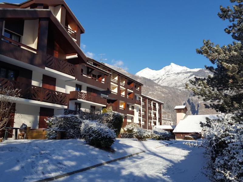 Vacaciones en montaña Apartamento 1 piezas para 4 personas (4) - Les Glières - Les Arcs - Invierno