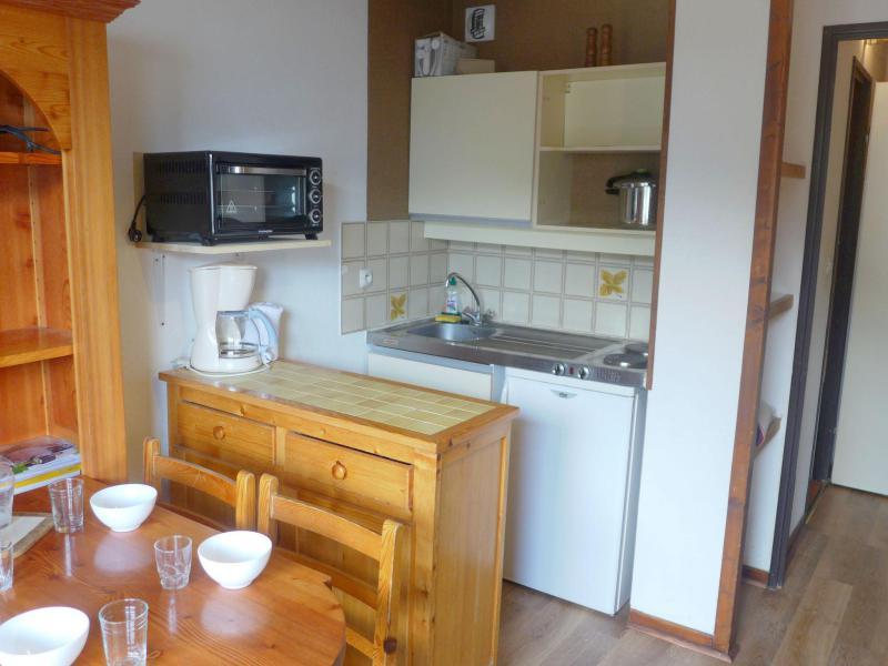 Alquiler al esquí Apartamento 1 piezas para 4 personas (4) - Les Glières - Les Arcs - Kitchenette