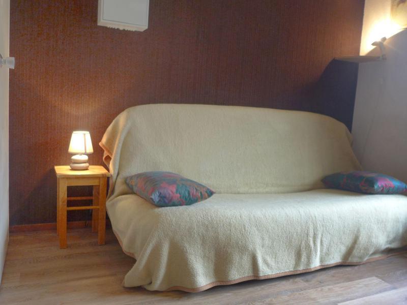 Alquiler al esquí Apartamento 1 piezas para 4 personas (4) - Les Glières - Les Arcs - Sofá