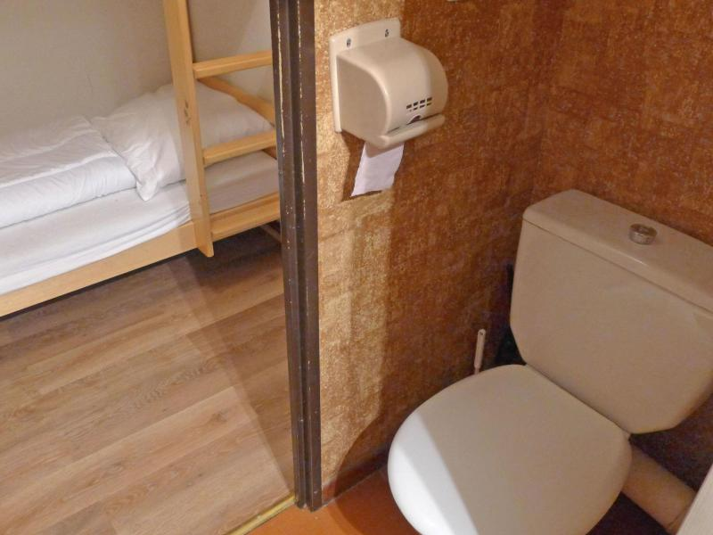 Alquiler al esquí Apartamento 1 piezas para 4 personas (4) - Les Glières - Les Arcs - WC