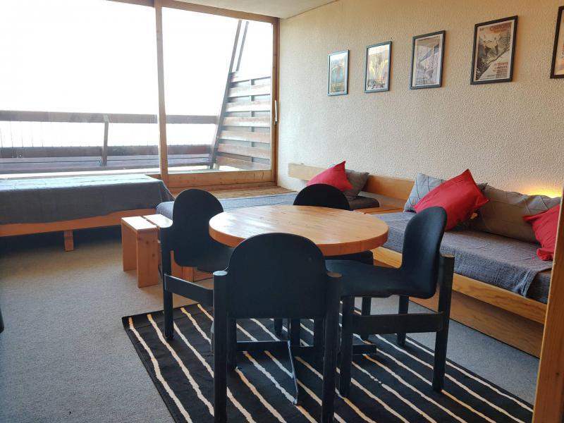 Location au ski Studio 4 personnes (4070) - Résidence Adret - Les Arcs - Séjour