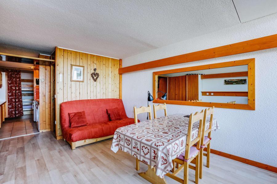 Location au ski Studio coin montagne 5 personnes (4049) - Résidence Adret - Les Arcs - Séjour