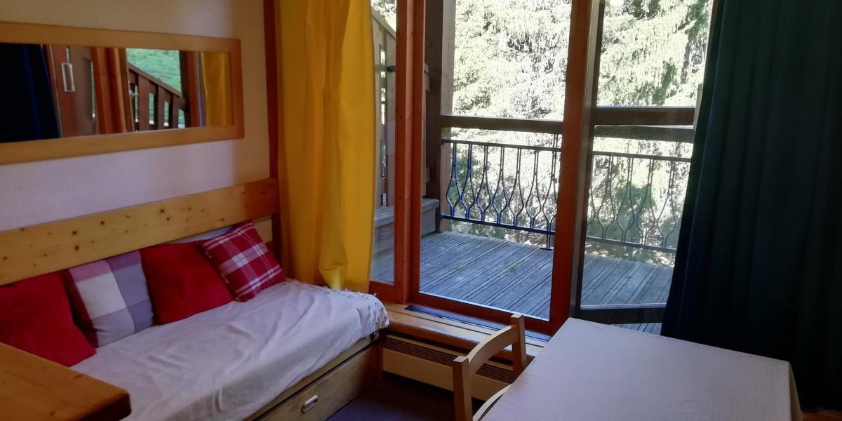 Location au ski Appartement 2 pièces mezzanine 5 personnes (AG1340) - Résidence Aiguille Grive Bat I - Les Arcs
