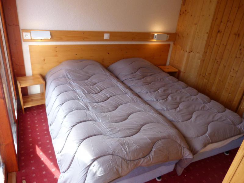Location au ski Appartement 2 pièces mezzanine 6 personnes (1406) - Résidence Aiguille Grive Bat I - Les Arcs - Banquette-lit tiroir