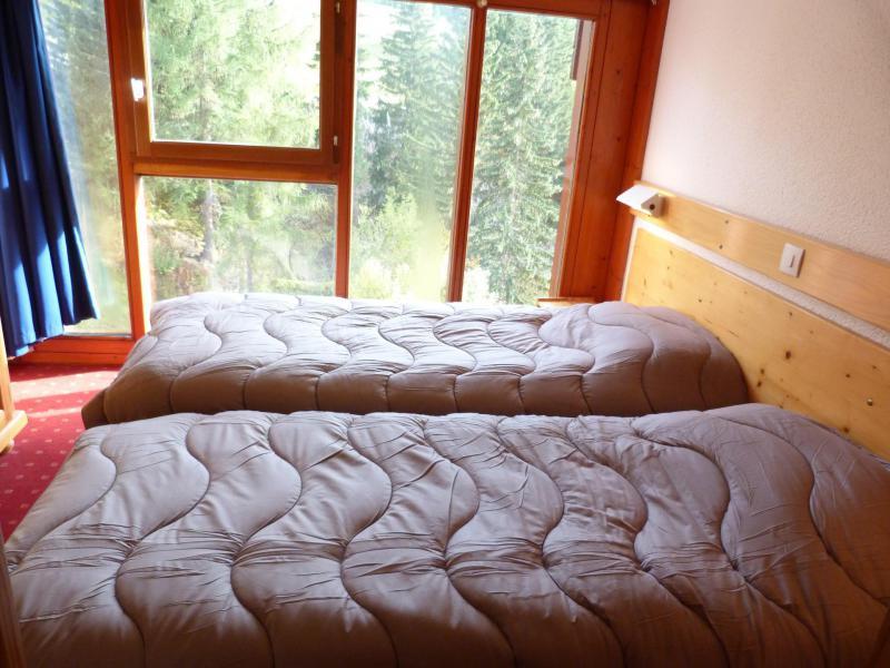 Location au ski Appartement 2 pièces mezzanine 6 personnes (1406) - Résidence Aiguille Grive Bat I - Les Arcs - Lit simple