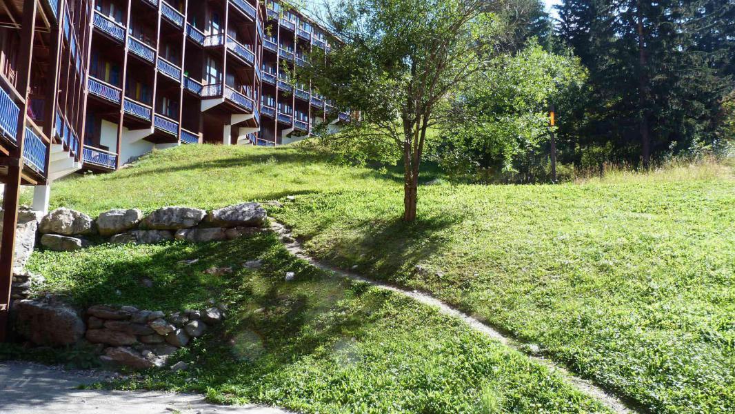 Location au ski Studio mezzanine 5 personnes (2112) - Résidence Aiguille Grive Bat II - Les Arcs