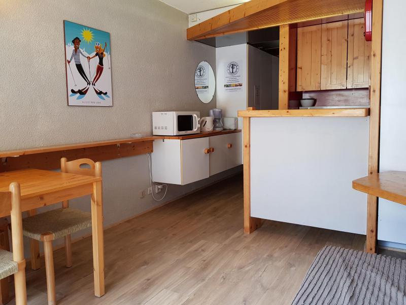 Location au ski Studio coin montagne 4 personnes (424) - Residence Aiguille Rouge - Les Arcs