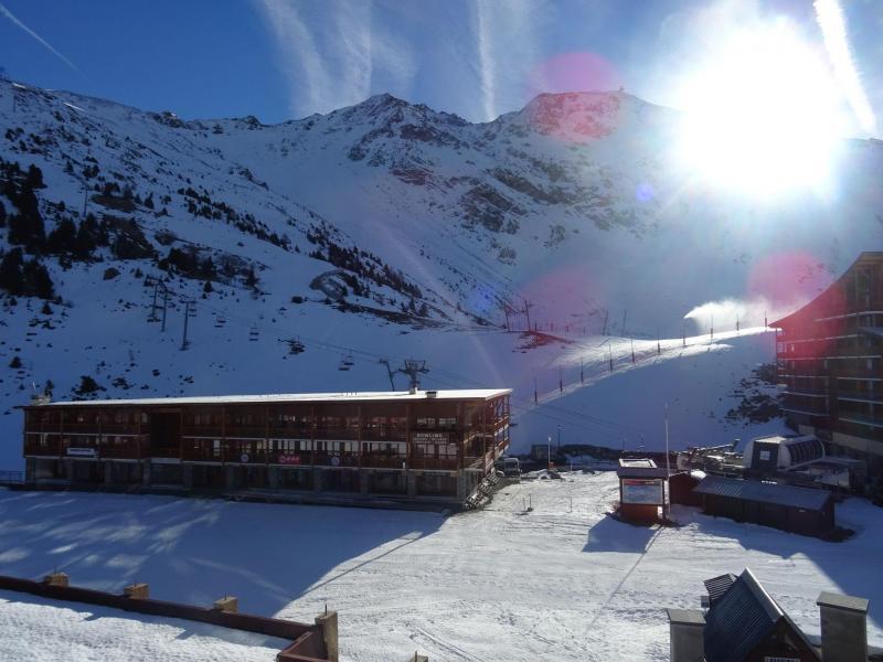 Location au ski Studio coin montagne 4 personnes (432) - Résidence Aiguille Rouge - Les Arcs