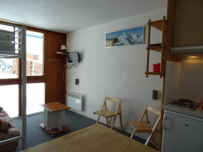 Location au ski Studio 3 personnes (725) - Résidence Aiguille Rouge - Les Arcs