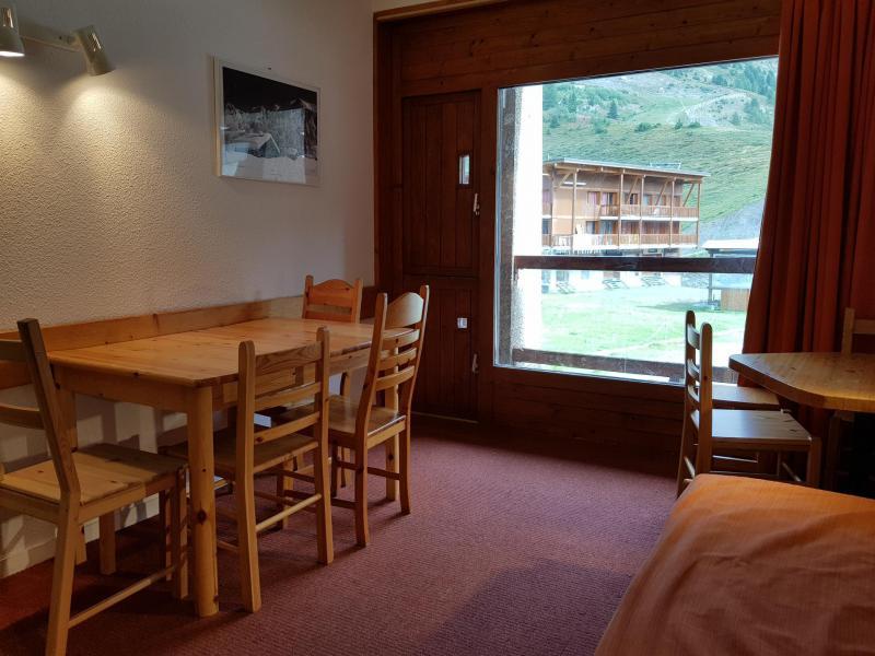 Location au ski Studio coin montagne 4 personnes (154) - Résidence Aiguille Rouge - Les Arcs