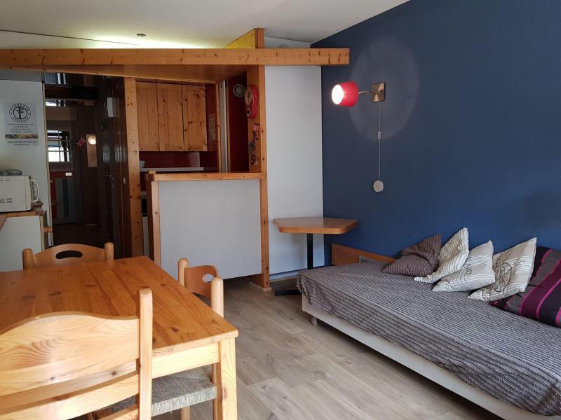 Location au ski Studio coin montagne 4 personnes (424) - Résidence Aiguille Rouge - Les Arcs