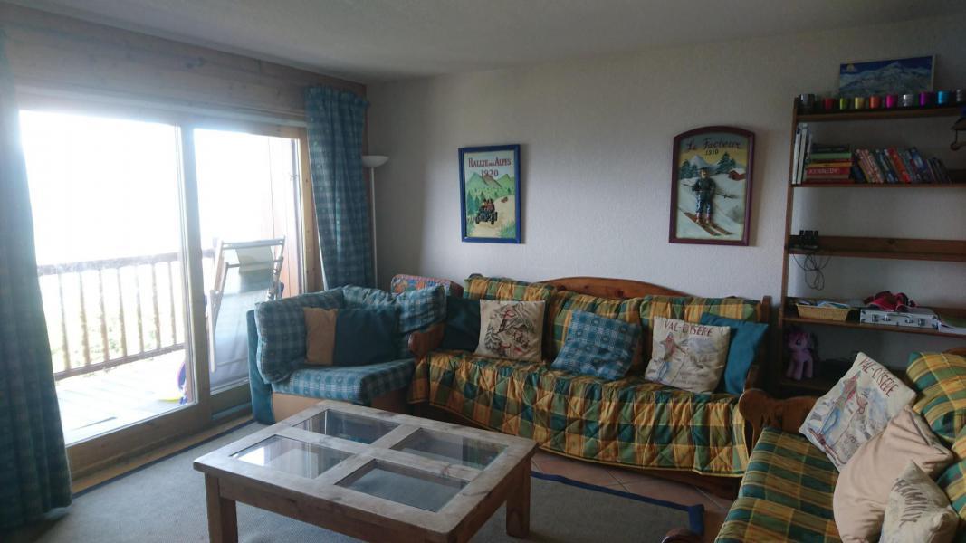 Wynajem na narty Apartament 4 pokojowy 8 osób (11) - Résidence Alpages du Chantel - Les Arcs - Pokój gościnny