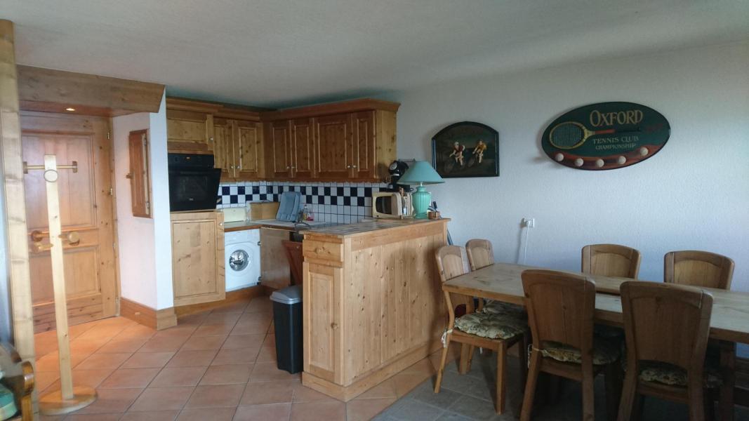 Wynajem na narty Apartament 4 pokojowy 8 osób (11) - Résidence Alpages du Chantel - Les Arcs - Stołem