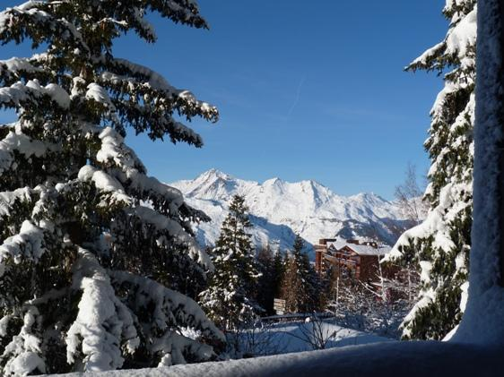 Location au ski Studio 4 personnes (000) - Résidence Archeboc - Les Arcs