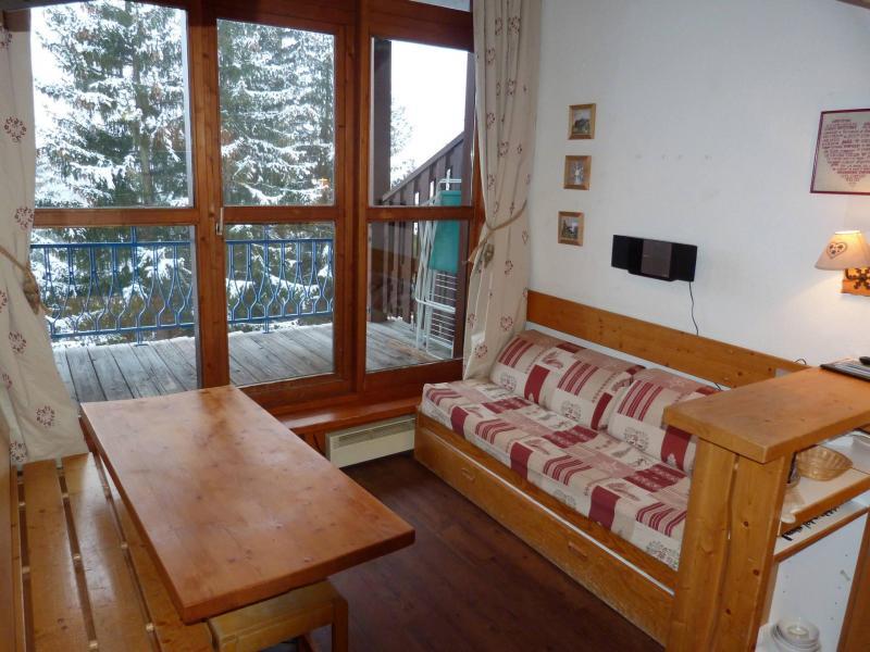 Location au ski Studio mezzanine 5 personnes (425) - Résidence Archeboc - Les Arcs