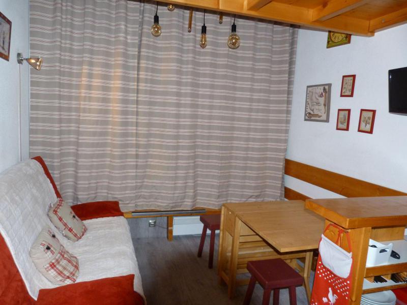 Location au ski Appartement 2 pièces 5 personnes (416) - Résidence Archeboc - Les Arcs - Séjour