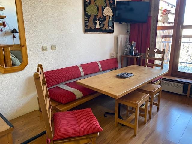Location au ski Appartement 2 pièces mezzanine 6 personnes (504) - Résidence Archeboc - Les Arcs - Appartement