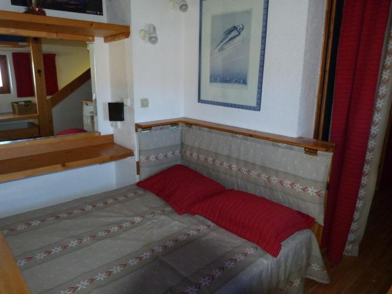 Location au ski Appartement 2 pièces mezzanine 6 personnes (504) - Résidence Archeboc - Les Arcs - Chambre