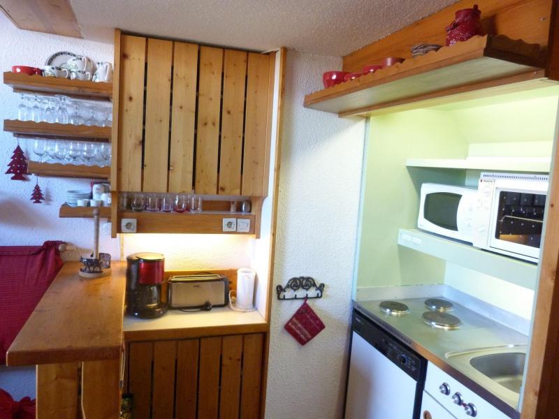 Location au ski Appartement 2 pièces mezzanine 6 personnes (504) - Résidence Archeboc - Les Arcs - Cuisine