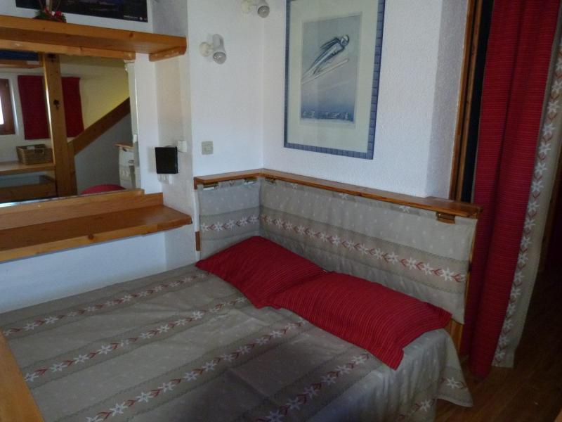 Location au ski Appartement 2 pièces mezzanine 6 personnes (504) - Résidence Archeboc - Les Arcs - Lit double