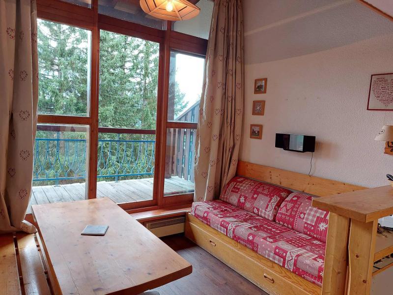 Location au ski Studio mezzanine 5 personnes (425) - Résidence Archeboc - Les Arcs - Appartement