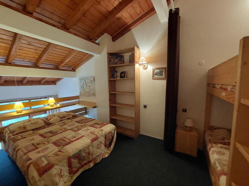 Location au ski Studio mezzanine 5 personnes (425) - Résidence Archeboc - Les Arcs - Chambre