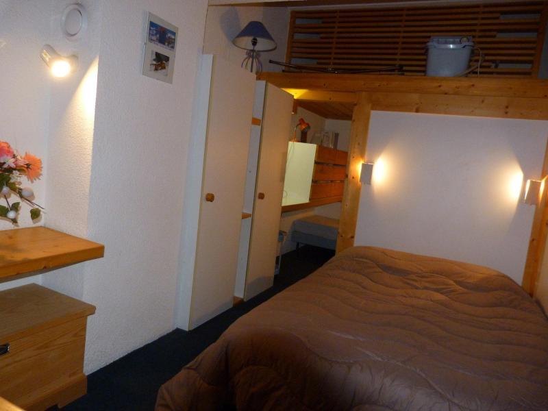 Location au ski Studio mezzanine 5 personnes (510) - Résidence Archeboc - Les Arcs - Chambre