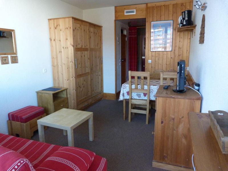 Location au ski Studio 3 personnes (800) - Residence Armoise - Les Arcs