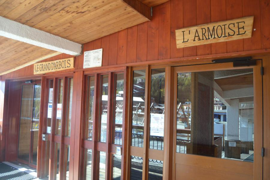 Wynajem na narty Résidence Armoise - Les Arcs