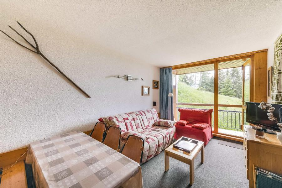 Wynajem na narty Apartament 2 pokojowy 6 osób (205) - Résidence Armoise - Les Arcs