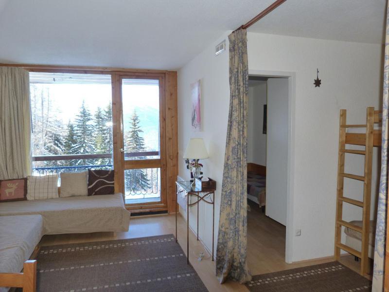 Skiverleih 2-Zimmer-Appartment für 6 Personen (505) - Résidence Armoise - Les Arcs