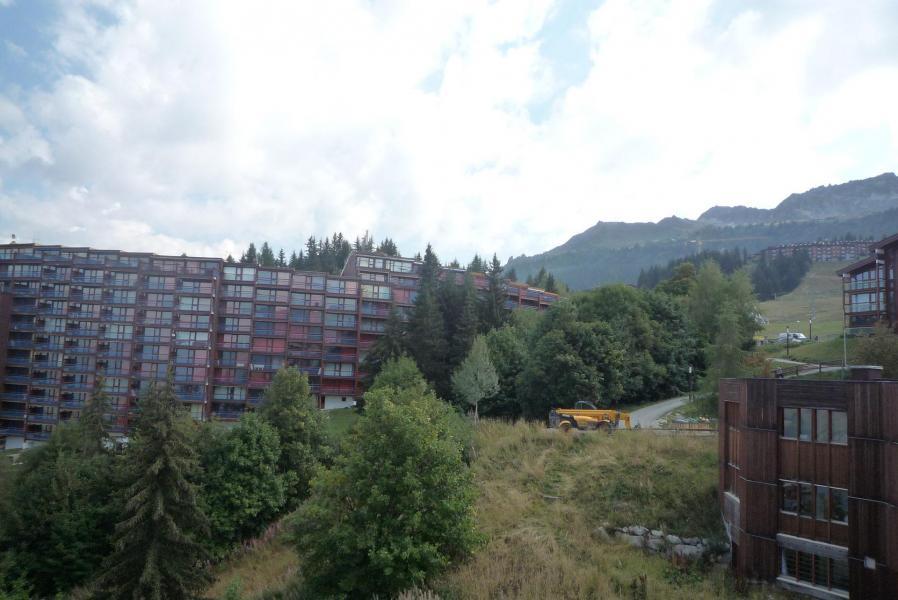 Location au ski Studio 3 personnes (800) - Residence Armoise - Les Arcs - Lits superposés