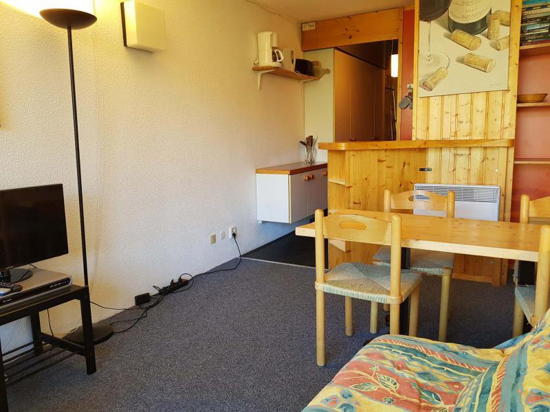 Location au ski Studio coin montagne 4 personnes (403) - Résidence Bel Aval - Les Arcs - Appartement