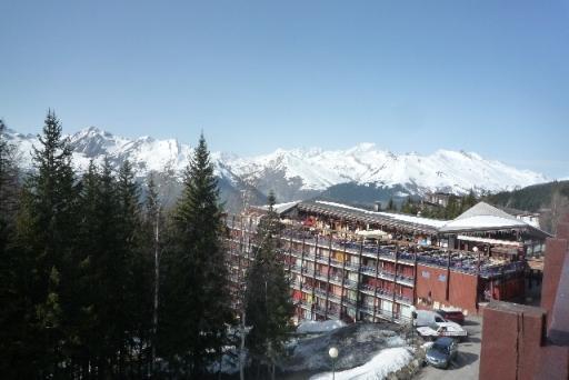 Location au ski Appartement 2 pièces 5 personnes (302) - Residence Bellecote - Les Arcs - Extérieur hiver