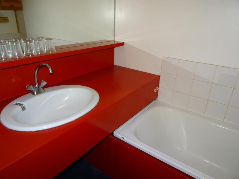 Location au ski Appartement 2 pièces 5 personnes (302) - Residence Bellecote - Les Arcs - Baignoire