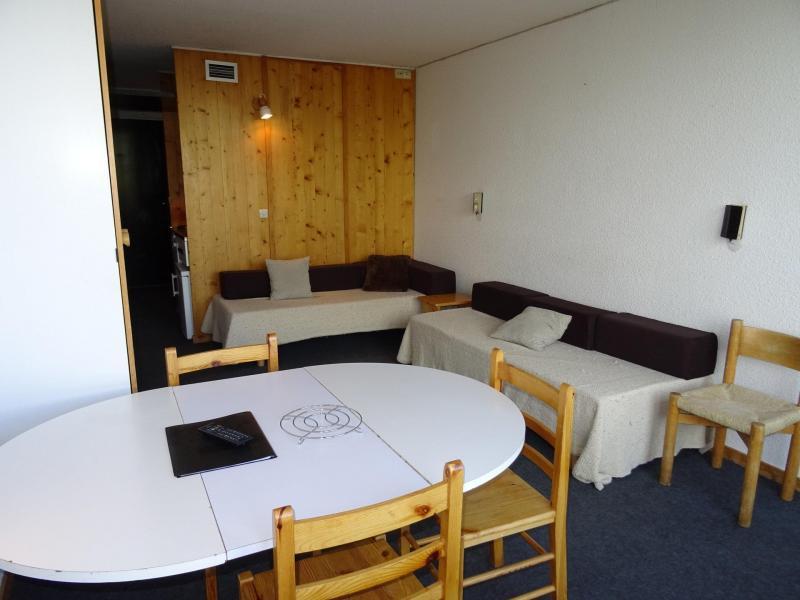 Location au ski Appartement 2 pièces 5 personnes (302) - Residence Bellecote - Les Arcs - Canapé-lit