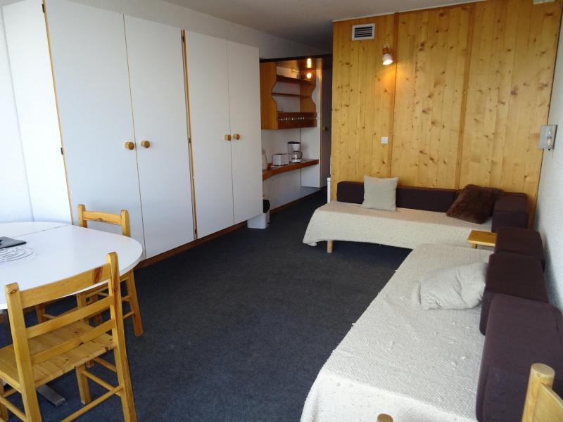 Location au ski Appartement 2 pièces 5 personnes (302) - Residence Bellecote - Les Arcs - Séjour