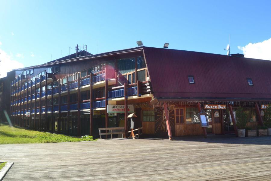 Location au ski Résidence Bellecôte - Arc 1800 - Les Arcs