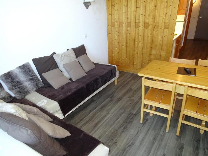 Location au ski Studio coin montagne 4 personnes (817) - Résidence Belles Challes - Les Arcs
