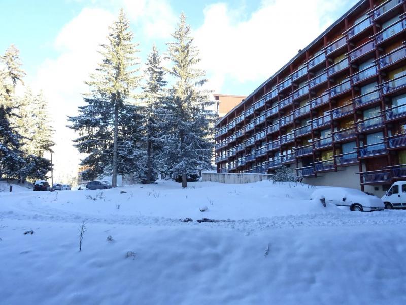 Location au ski Studio coin montagne 4 personnes (529) - Résidence Belles Challes - Les Arcs