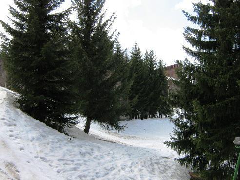 Location au ski Studio coin montagne 4 personnes (634) - Résidence Belles Challes - Les Arcs