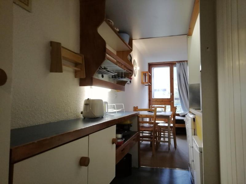 Location au ski Studio coin montagne 4 personnes (613) - Résidence Belles Challes - Les Arcs