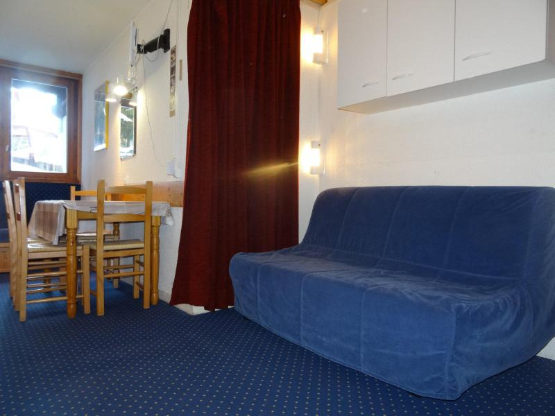 Location au ski Studio 4 personnes (124) - Résidence Belles Challes - Les Arcs