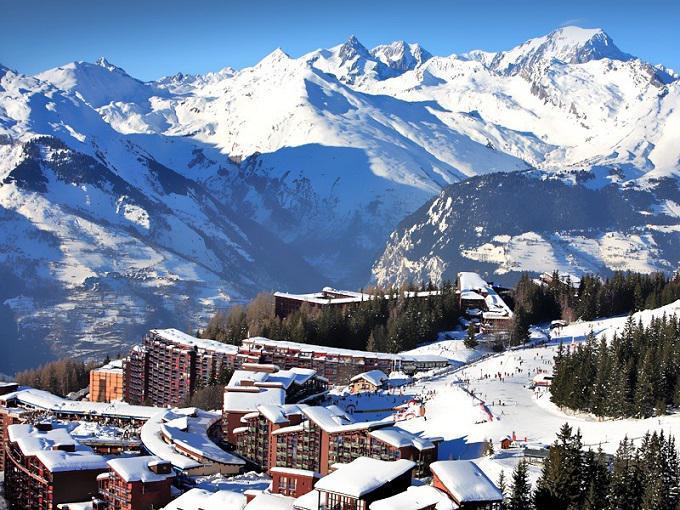 Location au ski Residence Bequi-Rouge - Les Arcs