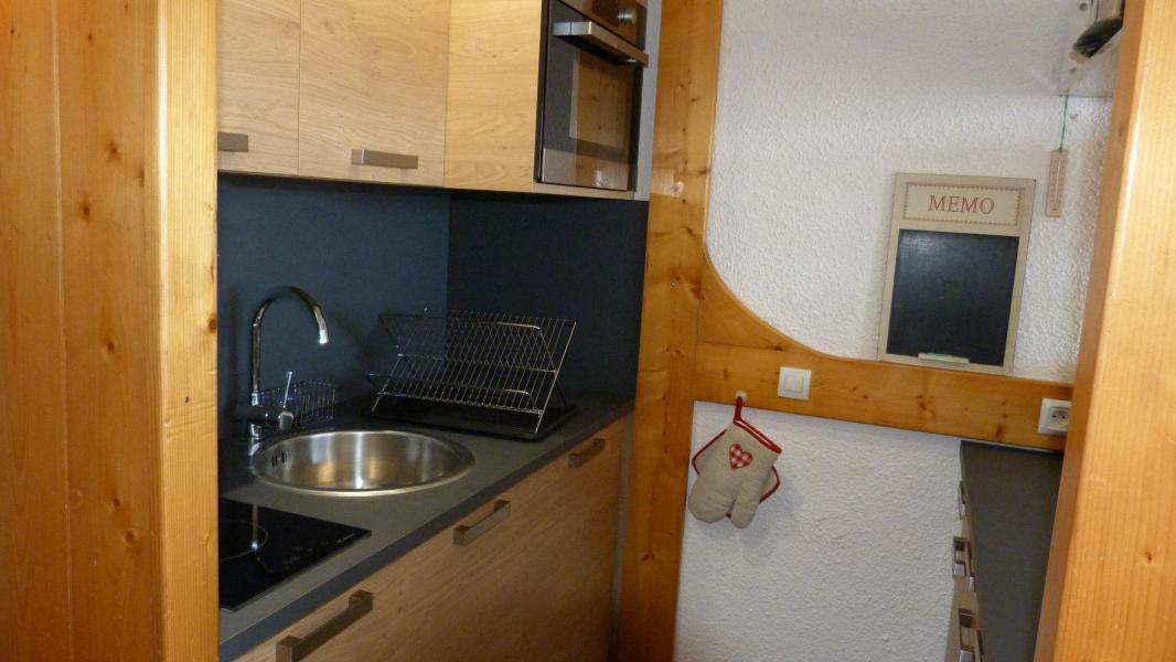 Location au ski Appartement 2 pièces 5 personnes (006) - Residence Bequi-Rouge - Les Arcs