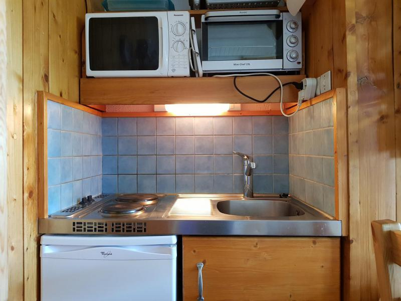 Location au ski Appartement 2 pièces 4 personnes (729R) - Résidence Cachette - Les Arcs - Cuisine